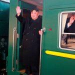 Kim Jong Un's train travel to Vietnam hidden by Chinese censors