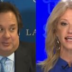 George Conway Responds After Kellyanne Defends President Trump
