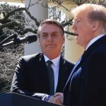 Trump and Brazil's Bolsonaro Bond During White House Visit