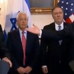 Trump Signs Proclamation Recognizing Golan Heights as Israeli Territory