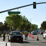 The Latest: Police: Motorist thought victims were Muslim