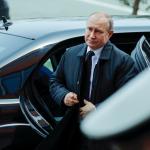 The Latest: Putin, Kim shake hands before start of talks