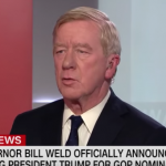 Bill Weld to Challenge Trump as Republican: 'Would Be Ashamed of Myself If I Didn't Raise My Hand'