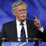 John Bolton Denies Calling Trump 'Moron'