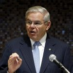 Sen. Bob Menendez: Plan for Troops in Middle East 'Extremely Alarming'