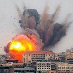 BREAKING, Trump Tells Syria Strikes Are Imminent