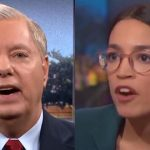 Lindsey Graham Defends Trump, Says Ocasio-Cortez Is Communist