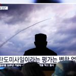 North Korea again fires projectiles into Sea of Japan, officials say