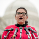Rashida Tlaib's grandmother responds to Trump mocking decision not to visit Israel: 'May God ruin him'