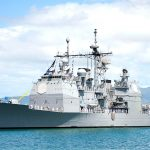 China denies request for US Navy warships to visit a restive Hong Kong