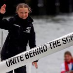 Teen climate crusader Greta Thunberg completes carbon-free voyage by yacht from Europe to New York City