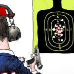 Cartoon Shows What Democrats Intend To Do To Second Amendment, Constitution