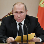 Putin again threatens to develop previously banned missiles if US does