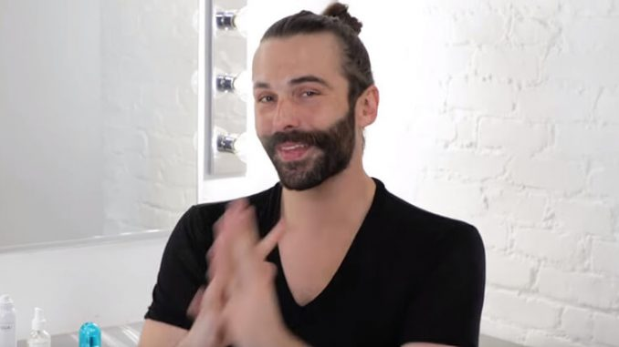 queer eye star    hiv liberals start  celebration patriots news