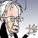 Cartoon Shows How Nutty Sanders Idea To Abort The Poor For Climate Change Is