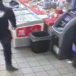 Masked man seen attacking Philadelphia gas station worker with hammer during robbery, police say