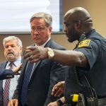 Former Georgia police officer found not guilty of killing unarmed naked man, convicted of other charges