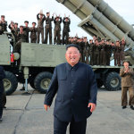 North Korea has once again test-fired missile, US official says