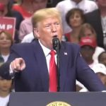 Trump Shreds 'Crazy Nancy Pelosi' At Raucous Dallas Rally