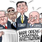 Dems' Russia-Collusion Charade — The Criminal Investigation — The Patriot Post