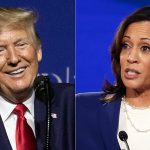 Trump blasts 'badly failing presidential candidate' Kamala Harris over boycott of forum