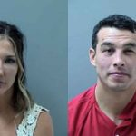 Arizona bride, groom arrested in wedding-day assault on cops, police say