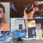 Delaware man chokes Walmart cashier in Florida, attempts to head-butt officers, police say