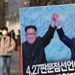 South Korean military fires warning shots at North Korean ship over boundary dispute
