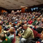 Overflow Crowd Turns Out in Blue County to Support Second Amendment