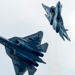 New Russian fighter jet crashes during test, pilot ejects safely