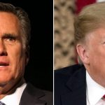 Mitt Romney Knifes President Trump, Mitch McConnell and Rest of  GOP in the Back Over Witnesses