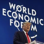 Trump addresses World Economic Forum in Davos, touts trade deals, US economy
