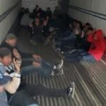Border Patrol agents find 26 illegal immigrants hiding inside tractor-trailer in California, officials say