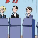 An Advance Look at Tonight's Democrat Party Debate That Includes Bloomberg