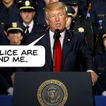 NY Law Enforcement Backs Trump Over Cuomo