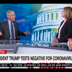Infectious Diseases Expert Dismisses CNN Question on Touching Microphone